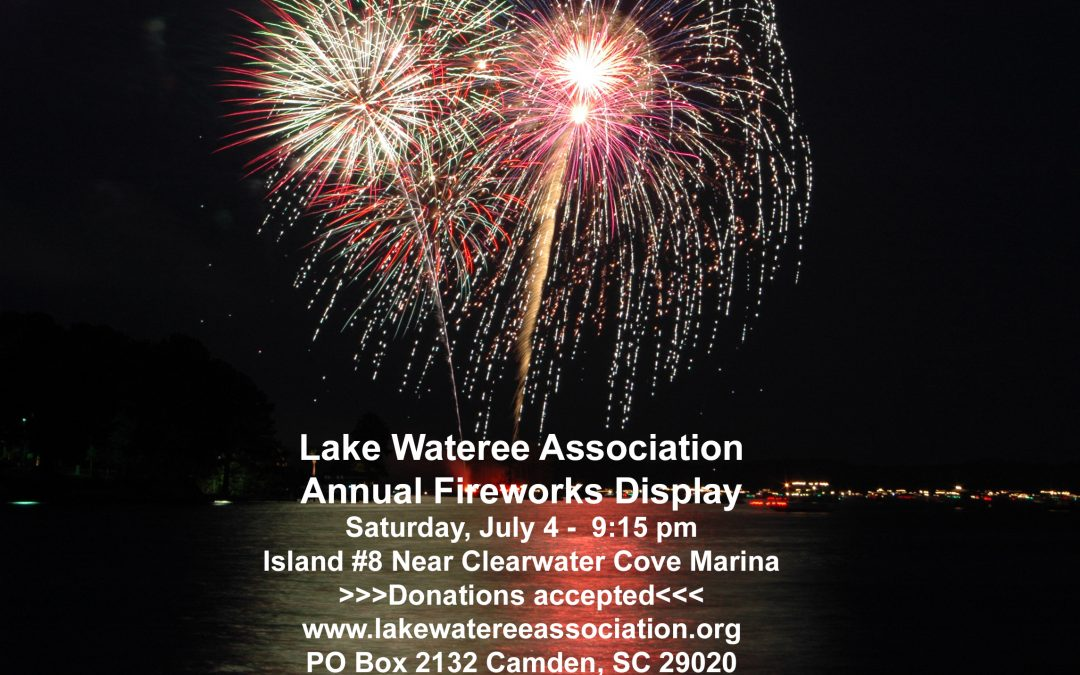 2020 LWA July 4th Fireworks